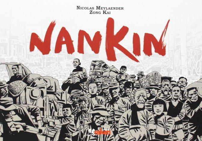 Nankín, de Zong Kai y Nicolas Meylaender