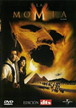 La Momia #3