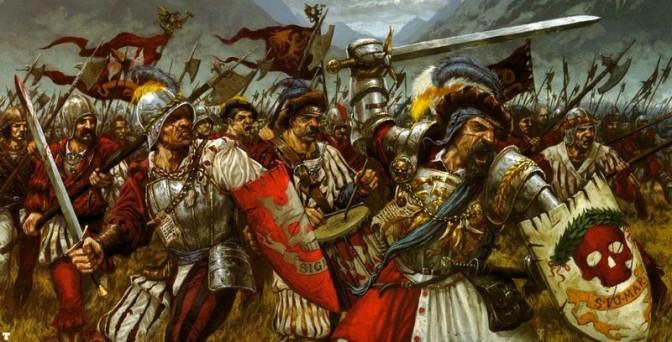De la fantasía a la realidad: La Historia detrás de Warhammer Fantasy
