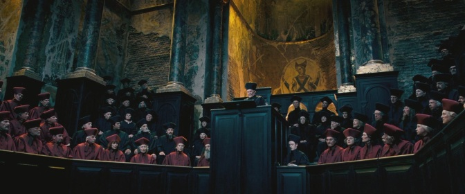 ¿Sabías que… (XI)? El Witenagemot en Harry Potter