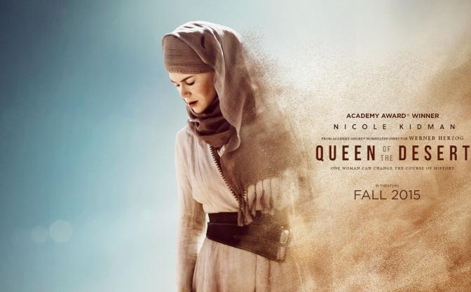 Gertrude Bell, La reina del desierto.