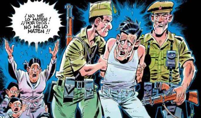 Efeméride del Mes (Parte 2): El cómic y la Guerra Civil