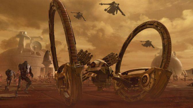 ¿Sabías que…? (XII) El droide Hailfire y el tanque del Zar
