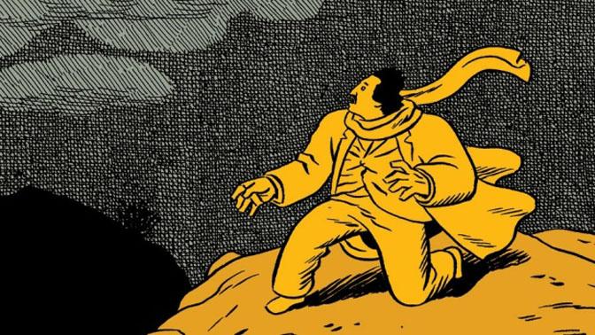 Louis Riel. Un cómic biográfico
