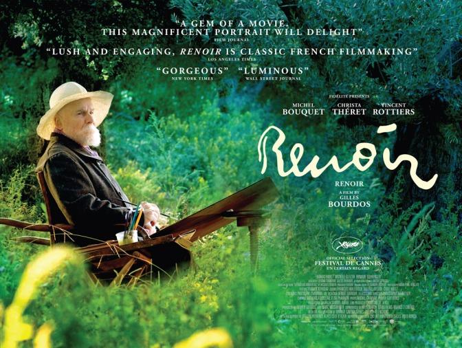 Renoir, los últimos años de un artista