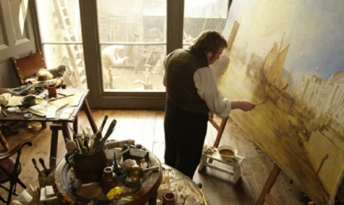 Mr. Turner y el romanticismo inglés