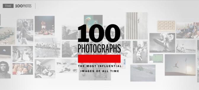 TIMES: Las 100 fotos más influyentes de la Historia