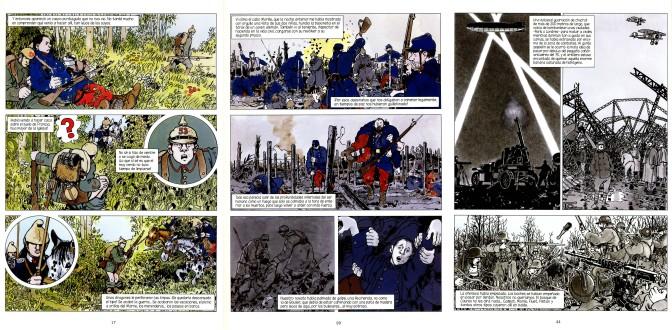 ¡Puta Guerra!: La Primera Guerra Mundial y sus colores