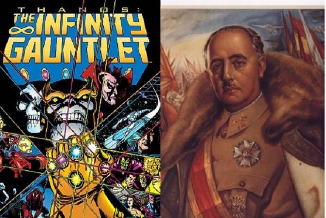¿Sabías que… Franco y el Guantelete del infinito [INOCENTADA]