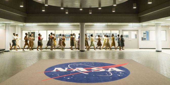 Figuras ocultas: mujeres en la NASA