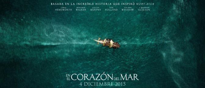 El corazón del mar, la tragedia del Essex y la verdaderia historia tras Moby-Dick