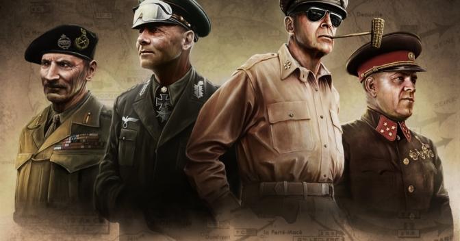 Hearts of iron IV: La Segunda Guerra Mundial
