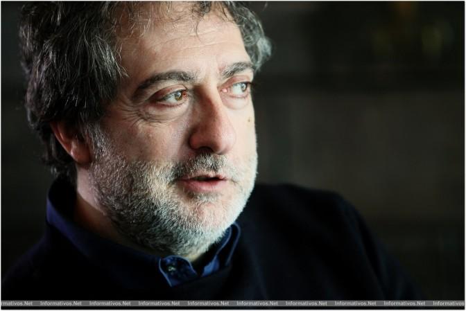 Entrevista a Javier Olivares