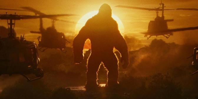 Después de los charlies, un gran simio: King Kong tras Vietnam