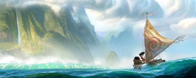 ¿Sabías que? (XVII) Vaiana de Motu Nui y la representación de los pueblos de la Polinesia