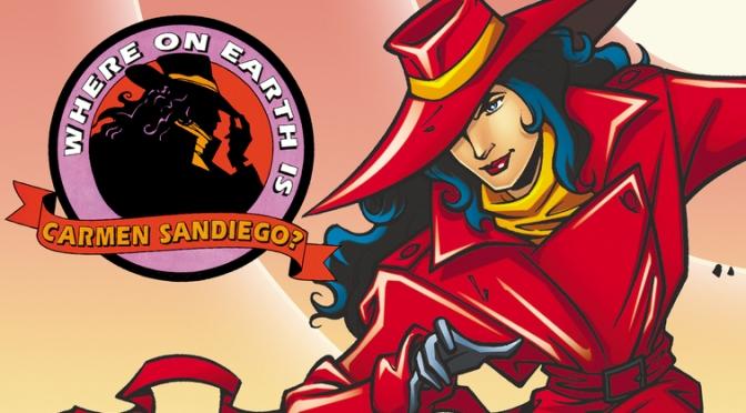 Buscando a carmen sandiego… encontramos historia