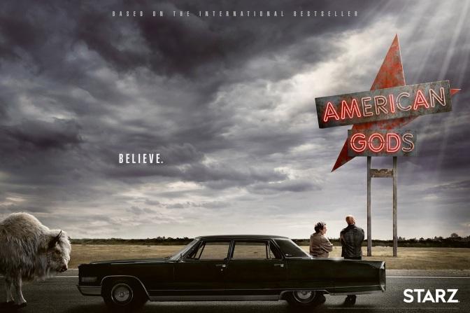 Dioses nuevos, dioses antiguos: American Gods