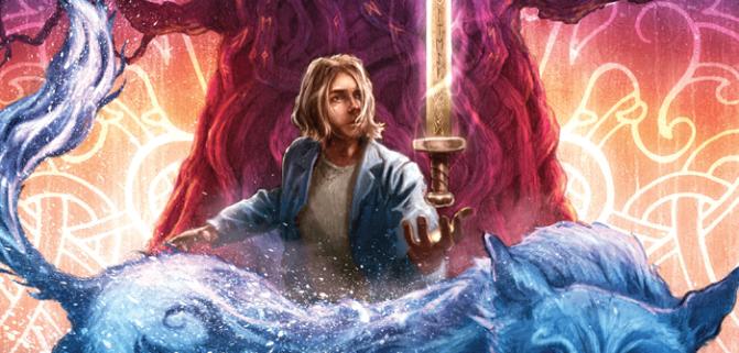 Magnus Chase y los dioses de Asgard. La saga nórdica del escritor Rick Riordan