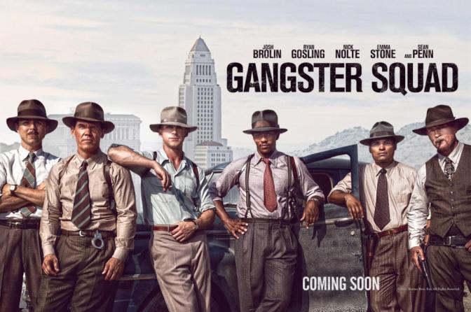 Gangster Squad: policías y mafiosos con poca Historia