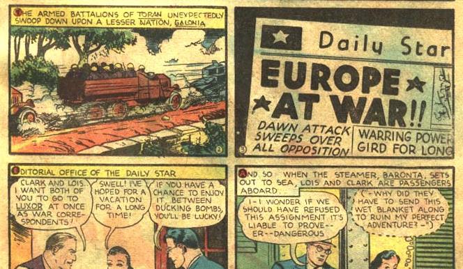 El supervillano que provocó la Segunda Guerra Mundial