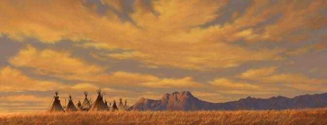 Spirit, el corcel indomable, los Lakota y la construcción del ferrocarril