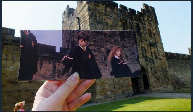 Escenarios con Historia: El castillo de Alnwick
