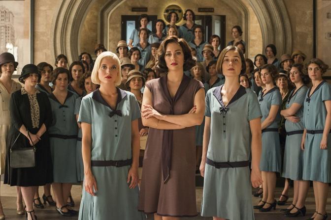 Cómo debería haber sido las chicas del cable T2… (y no fue)
