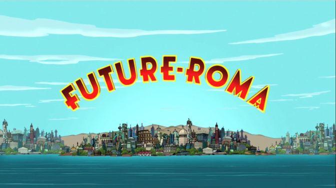 Futuroma: Análisis histórico-artístico de un capítulo de Futurama