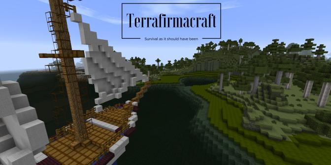 Terrafirmacraft: La Prehistoria en voxels