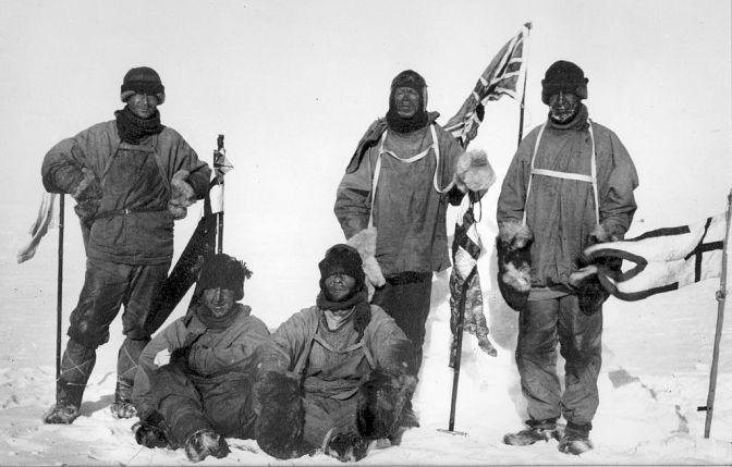 Héroes de la Antártida