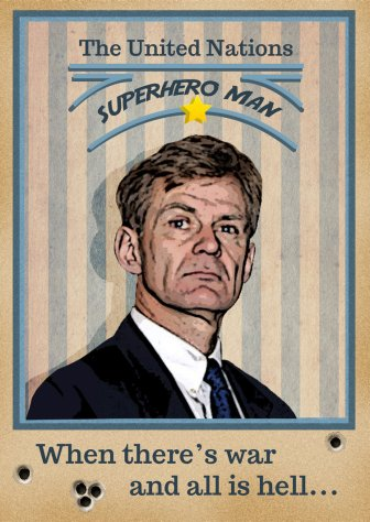 jan egeland superhero man