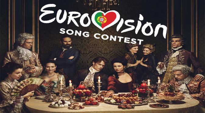 El Himno de Eurovisión y la serie Outlander ¿unidos por la música?