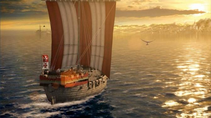 """Los barcos de la saga """"Patrician"""", o cuando la Hansa navegaba por mares de píxeles"""