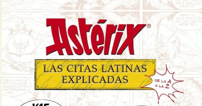 Astérix: Las citas latinas explicadas