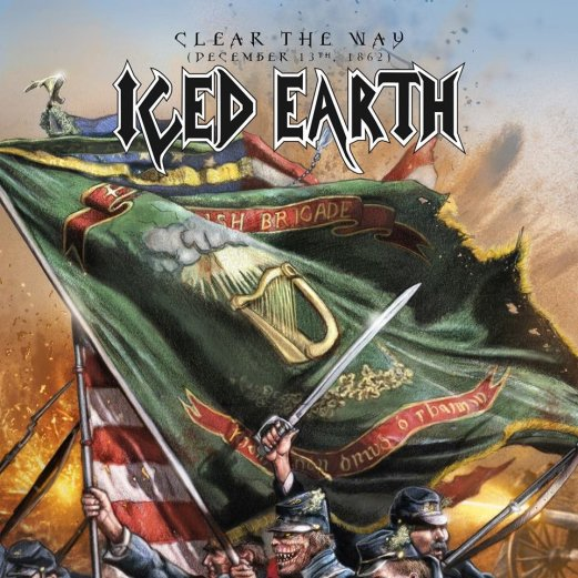 Iced Earth - Irish Brigade