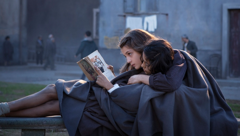 My brilliant friend – El Octavo Historiador