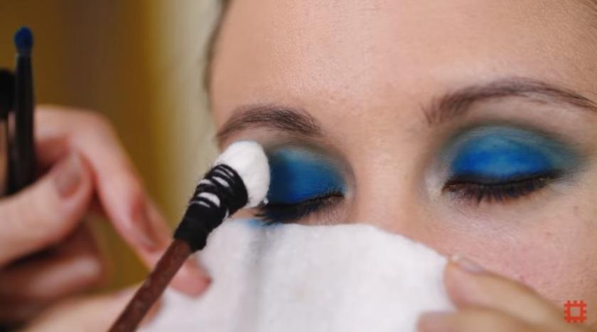 maquillaje romano